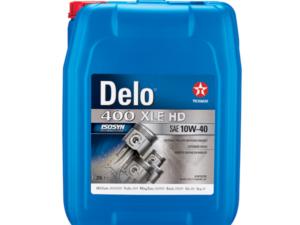 Delo 400 XLE HD SAE 10W-40