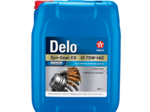 Delo Syn-Gear XS SAE 75W-140