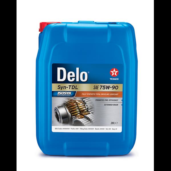 Delo Syn-TDL SAE 75W-90