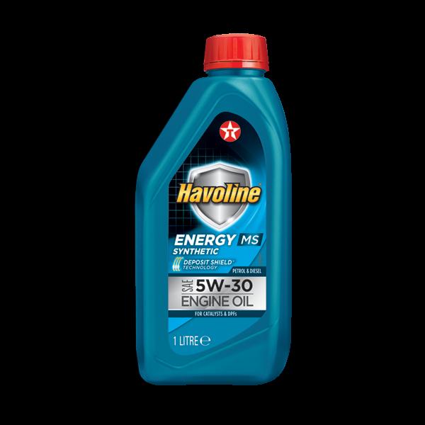 Havoline Energy MS SAE 5W-30 1L