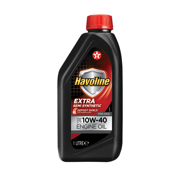 Havoline Extra SAE 10W-40 1L