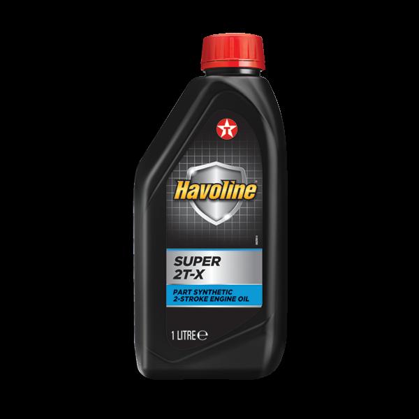 Havoline Super 2T-X 1L