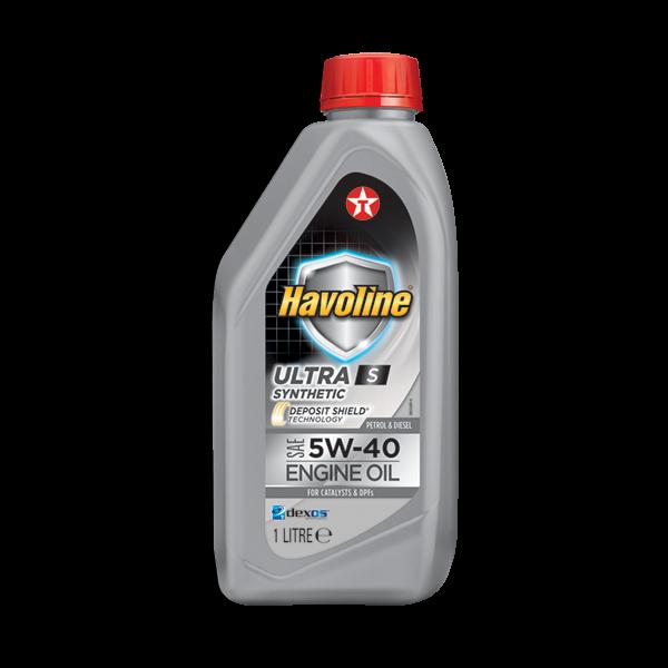 Havoline Ultra S SAE 5W-40